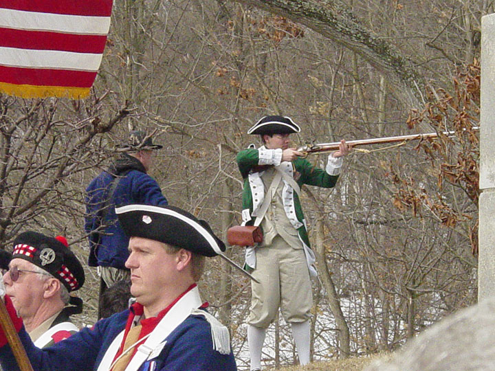 Musket Salute