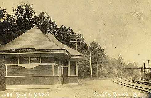North Bend Depot